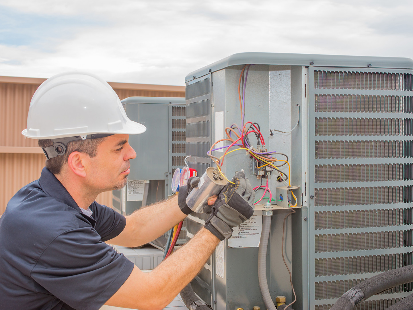Make sure your air conditioner is installed correctly